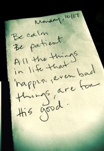 Corbin's note