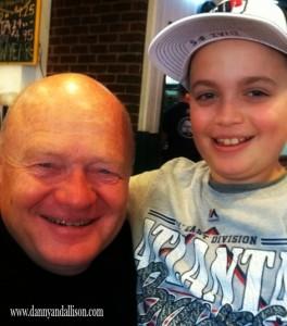 Papa and Corbin 3.2015